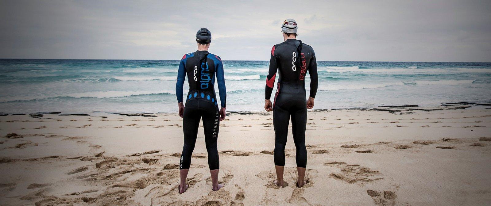 orca stroje i pianki triathlonowe