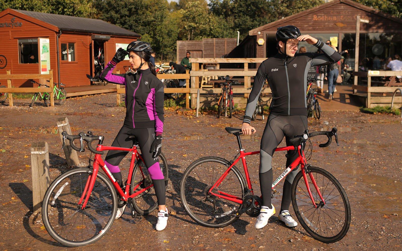FdX odzież rowerowa