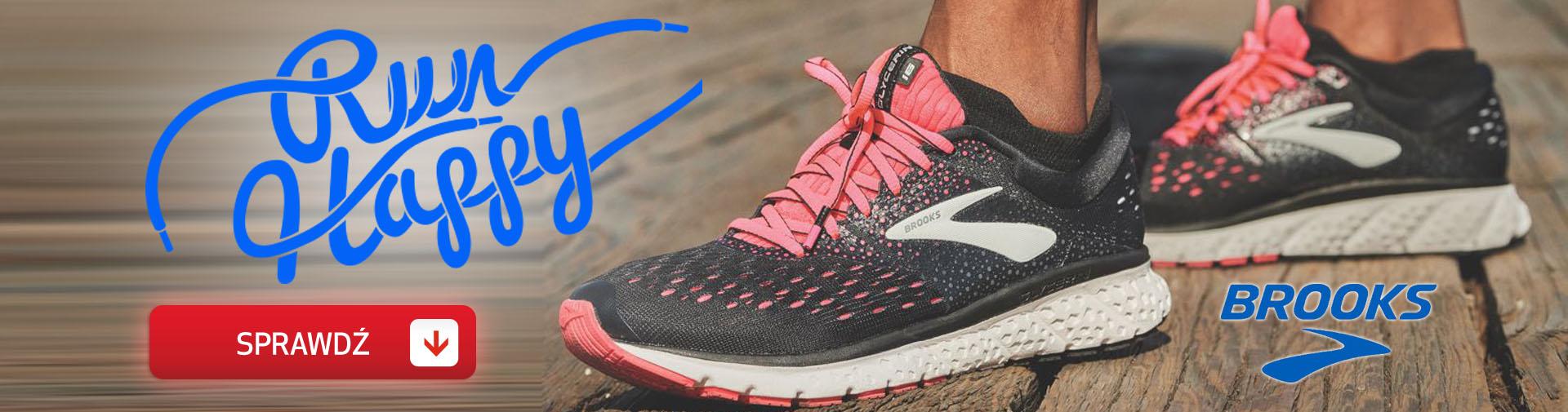 nowa kolekcja butów do biegania Brooks