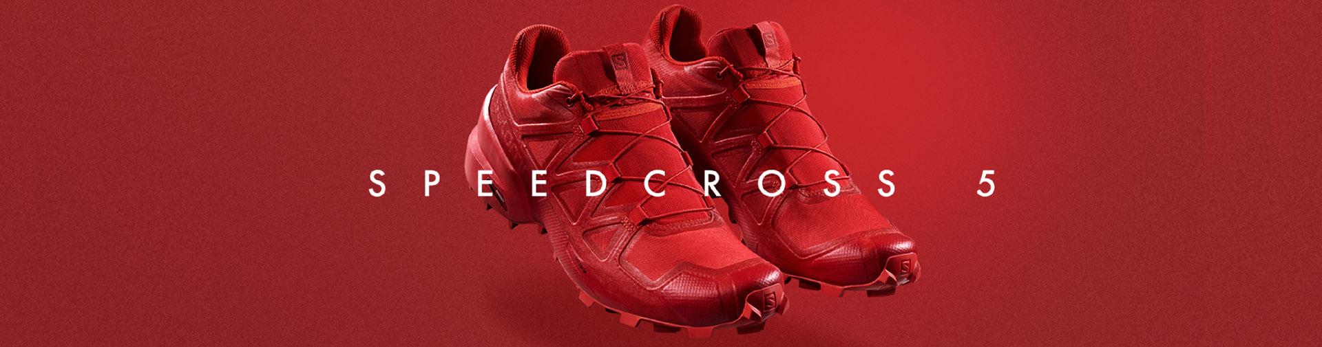 nowe buty do biegania w terenie Salomon Speedcross 5