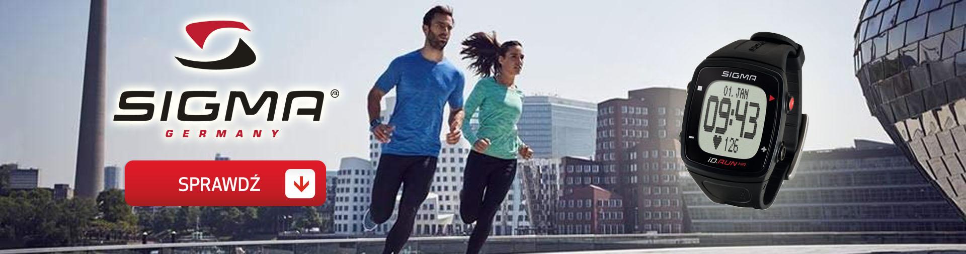 Zegarki sportowe i pulsometry sigma sport