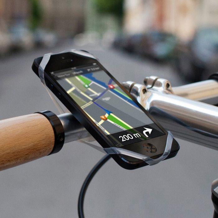 Uchwyt rowerowy na telefon